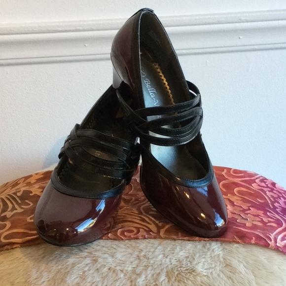 Bella Vita Shoes - Bella Vita, red heels
